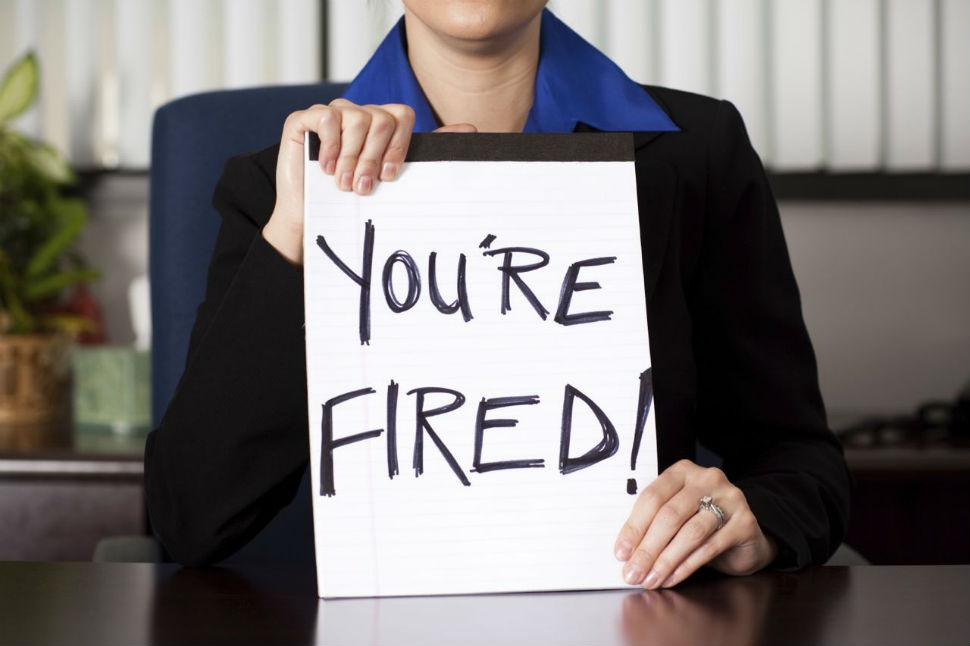 as an aspiring entrepreneur it is a bit terrifying to hear that most founders will get fired staying on in the company has become an exception - Getting Fired How To Avoid Getting Fired From Your Job
